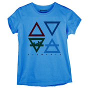 Sustainable Cotton Women's T-Shirt - 4 Elements