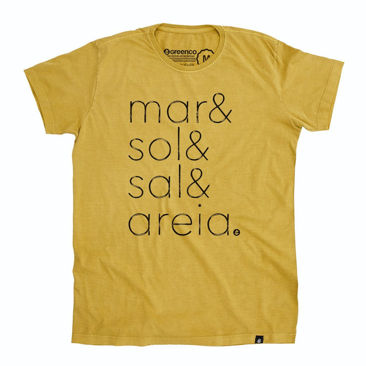 Organic Cotton Men's T-Shirt - Mar