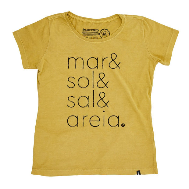 Organic Cotton Women's T-Shirt - Mar