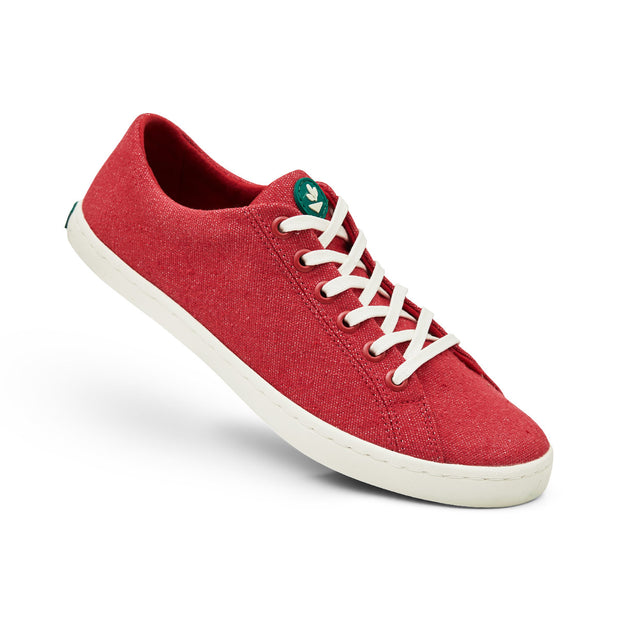Women's Greenco Indian Ocean Sneakers - Red