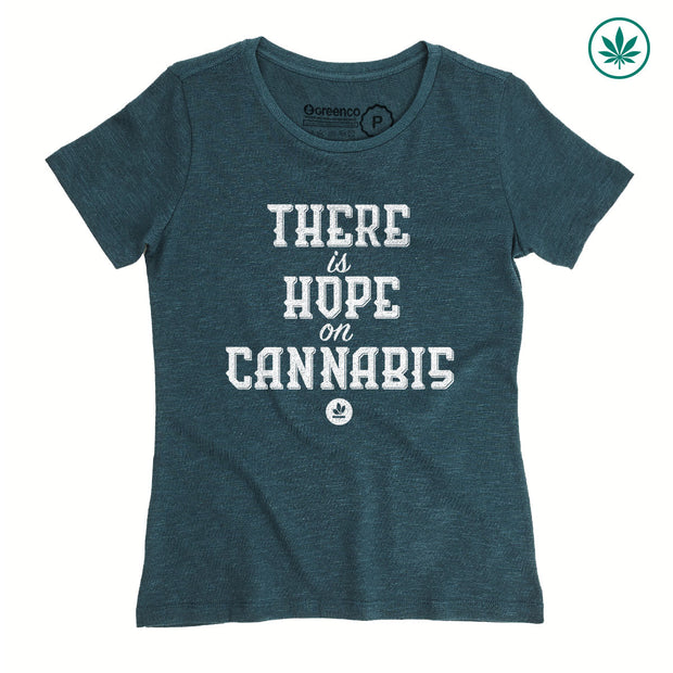 Hemp Women's T-Shirt - THC