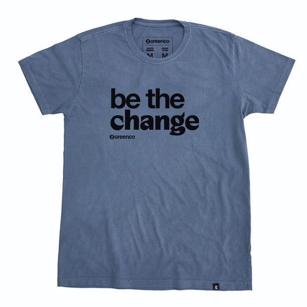 Organic Cotton Men's T-Shirt - Be the change
