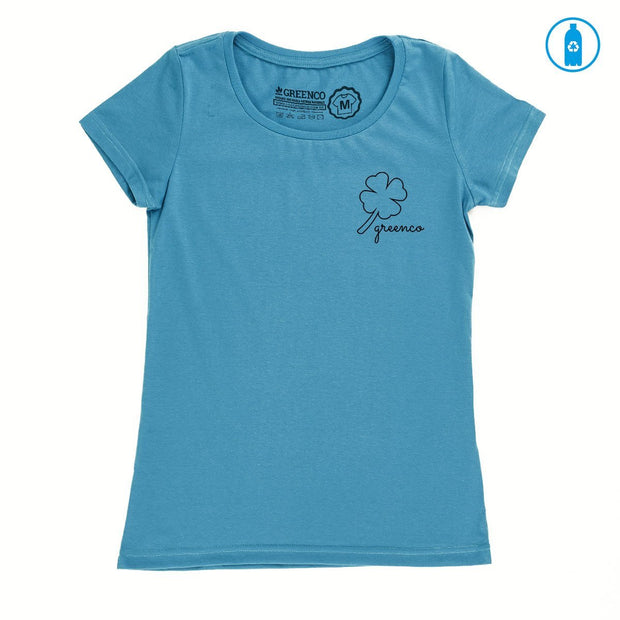 Recycled Polyester (PET) Women's T-Shirt - Clover