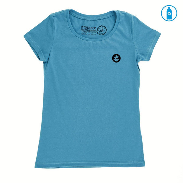 Recycled Polyester (PET) Women's T-Shirt - Dead Fish