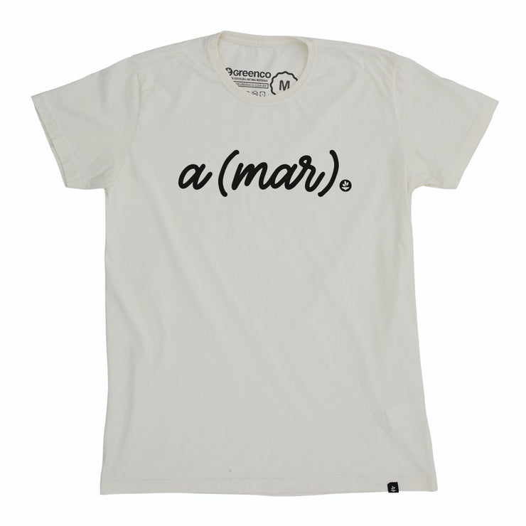Organic Cotton Men's T-Shirt - Amar