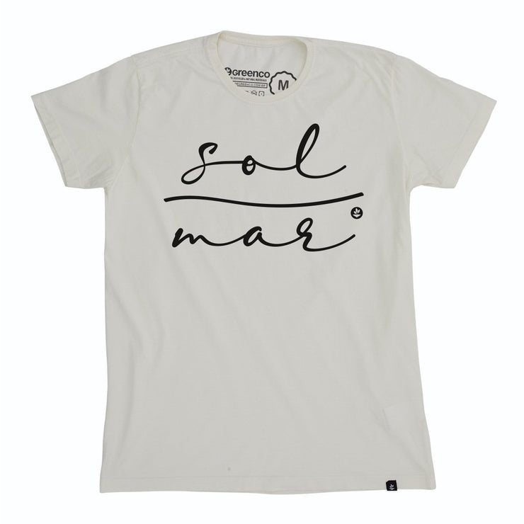 Organic Cotton Men's T-Shirt - Sol e Mar