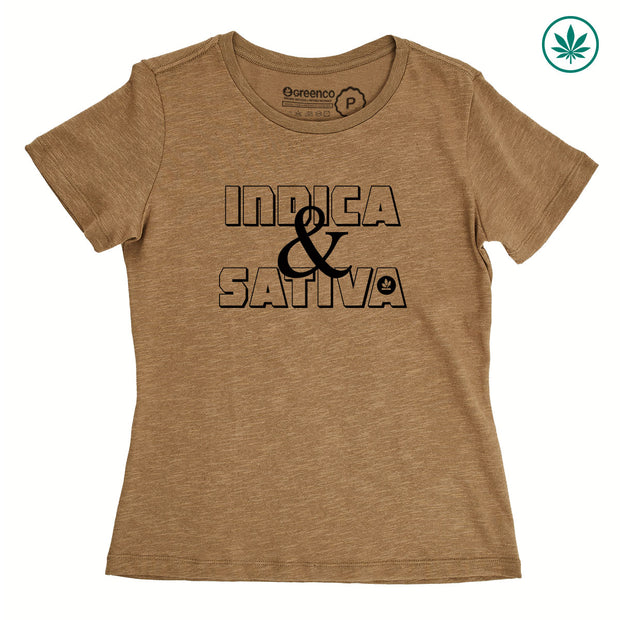 Hemp Women's T-Shirt - Sativa
