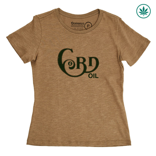 Hemp Women's T-Shirt - CBD