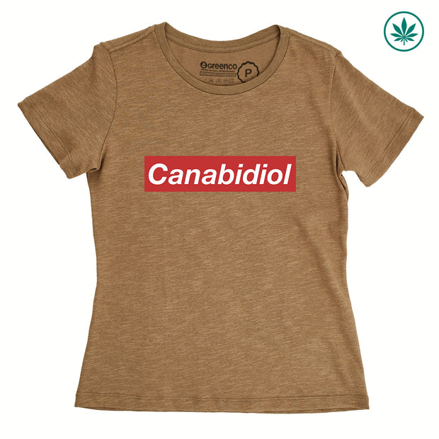 Hemp Women's T-Shirt - Canabidiol