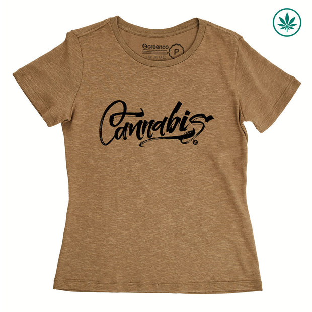 Hemp Women's T-Shirt - Cannabis