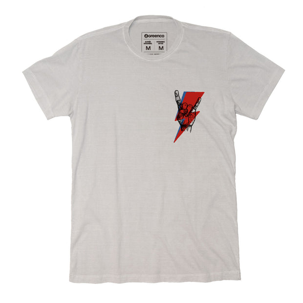 Sustainable Cotton Men's T-Shirt - Rock Bolt