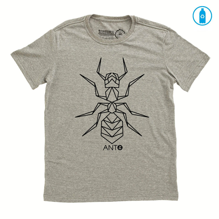 Recycled Polyester (PET) Men's T-Shirt - ANT