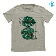 Recycled Polyester (PET) Men's T-Shirt - Nature Born