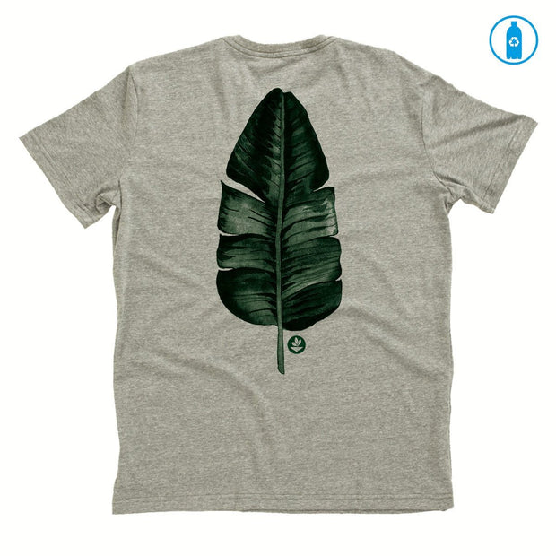 Recycled Polyester (PET) Men's T-Shirt - Long Live Green