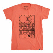 Organic Cotton Men's T-Shirt - Geo Winery