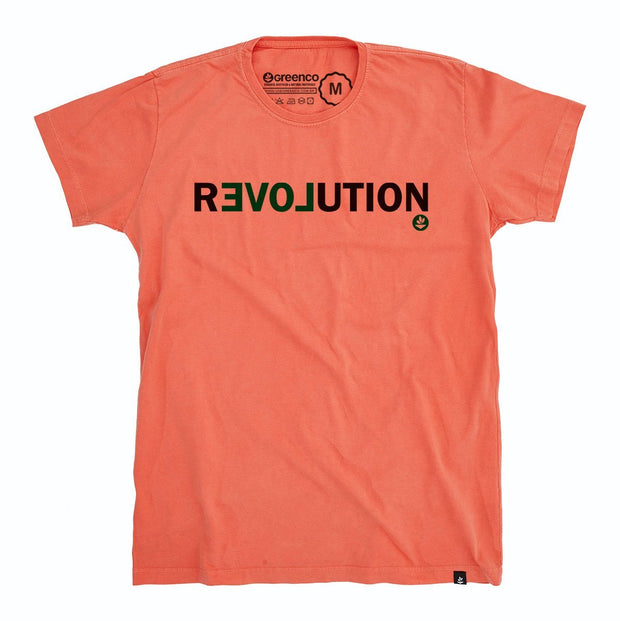 Organic Cotton Men's T-Shirt - Revolution