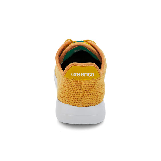 Men's Greenco Mediterranean Sea Sneakers - Yellow