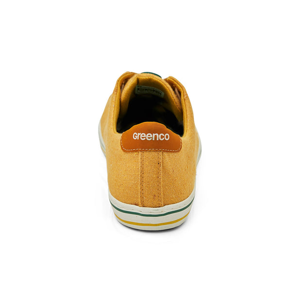 Men's Greenco Pacific Ocean Sneakers - Yellow
