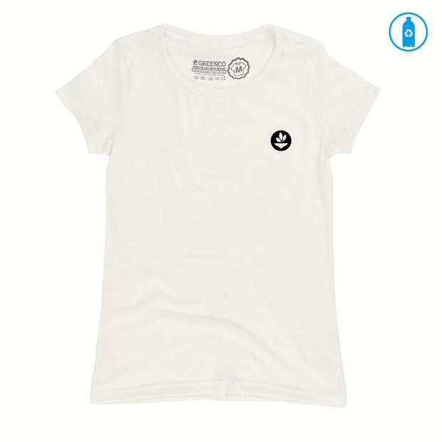 Recycled Polyester (PET) Women's T-Shirt - Basic