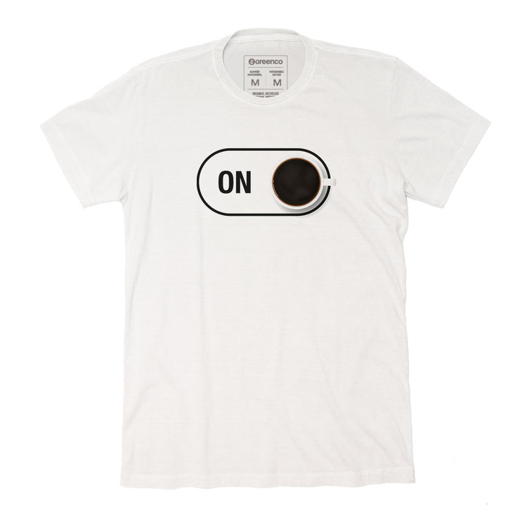 Sustainable Cotton Men's T-Shirt - On