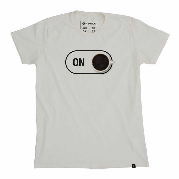 Organic Cotton Men's T-Shirt - On