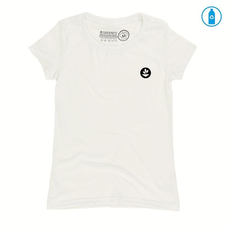 Recycled Polyester (PET) Women's T-Shirt - Tree Code