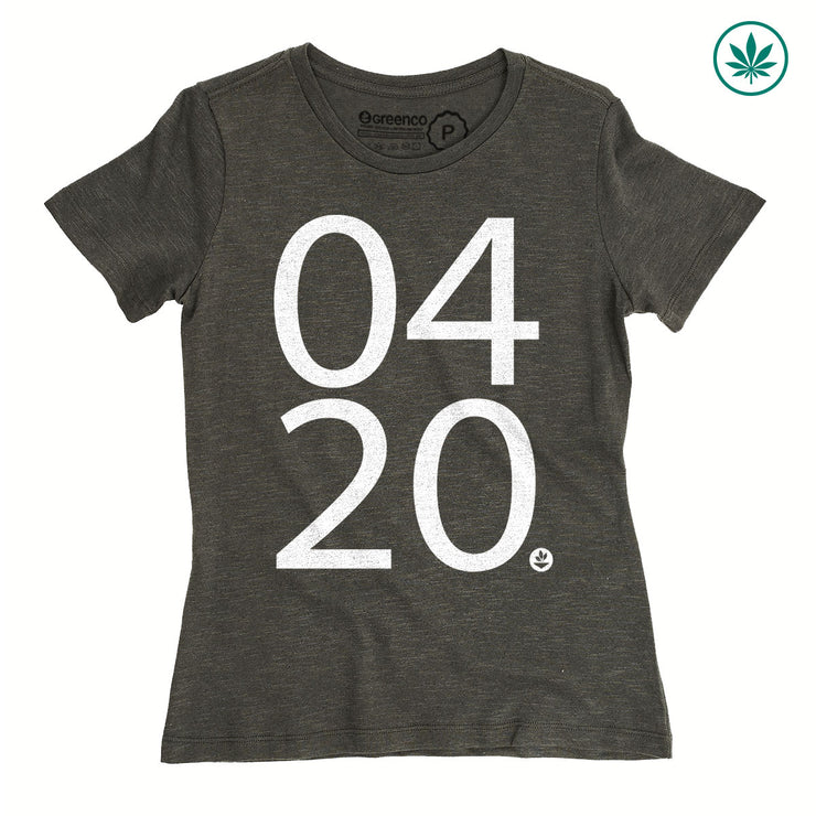 Hemp Women's T-Shirt - 0420