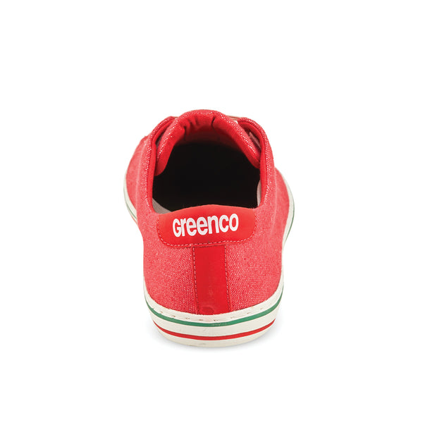 Men's Greenco Pacific Ocean Sneakers - Red