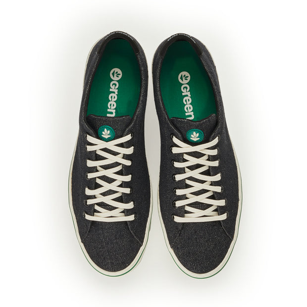 Men's Greenco Pacific Ocean Sneakers - Black