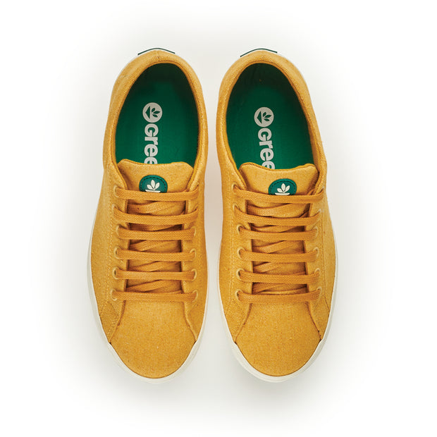 Women's Greenco Indian Ocean Sneakers - Yellow
