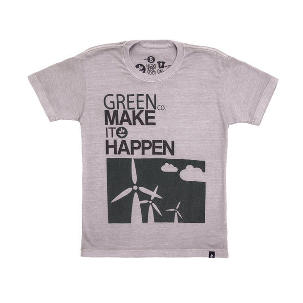Kids' T-Shirt - Wind Energy
