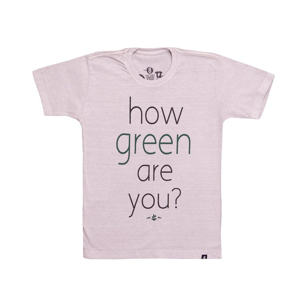 Kids' T-Shirt - How Green Are You