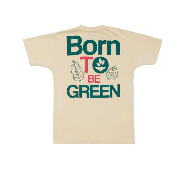 Kids' T-Shirt - Born To Be Green