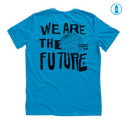 Recycled Polyester (PET) Men's T-Shirt - We are the future