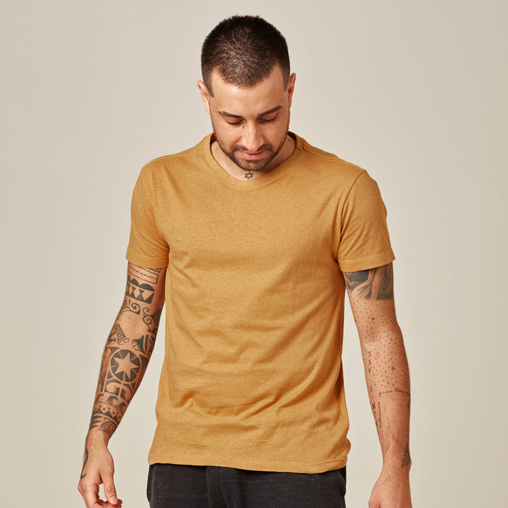 Recotton Men's T-shirt Lisa