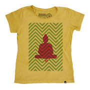 Organic Cotton Women's T-Shirt - Meditation