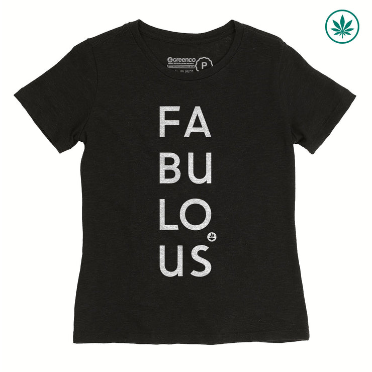 Hemp Women's T-Shirt - Fabulous