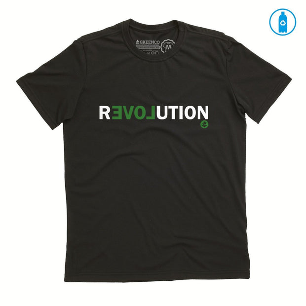 Recycled Polyester (PET) Men's T-Shirt - Revolution