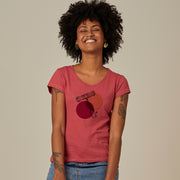 Recotton Women's T-shirt - Corkscrew