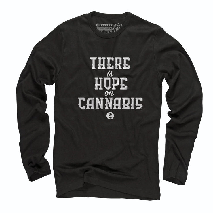 Sustainable Cotton Long Sleeve T-Shirt - THC