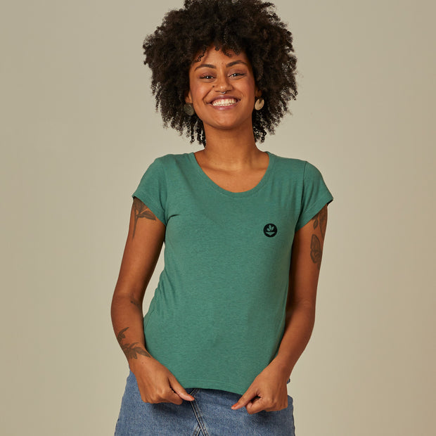 Recotton Women's T-shirt Basic