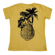 Organic Cotton Women's T-Shirt - Brain Trees