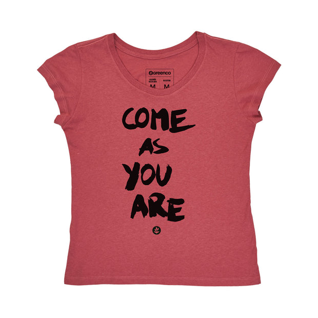 Recotton Women's T-shirt - Come As You Are