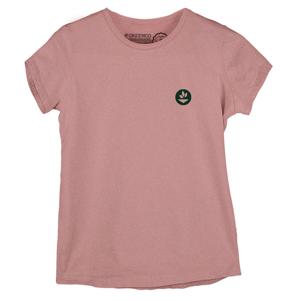 Sustainable Cotton Women's T-Shirt - 8 Tons of Green