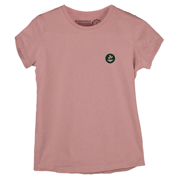 Sustainable Cotton Women's T-Shirt - Tree Code