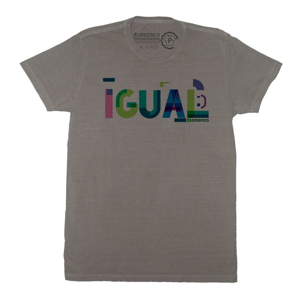 Sustainable Cotton Men's T-Shirt - Igual
