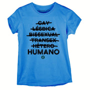 Sustainable Cotton Women's T-Shirt - Humano