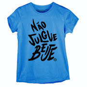 Sustainable Cotton Women's T-Shirt - Não Julgue