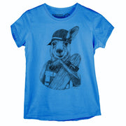 Sustainable Cotton Women's T-Shirt - Skateroo - RK
