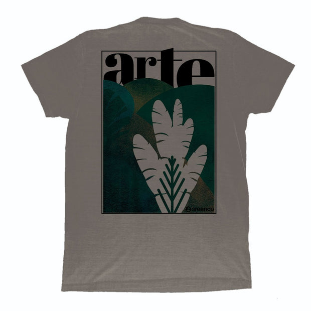 Sustainable Cotton Men's T-Shirt - Art
